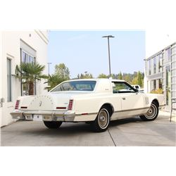 1979 LINCOLN MARK V COLLECTOR SERIES 38700 MILES
