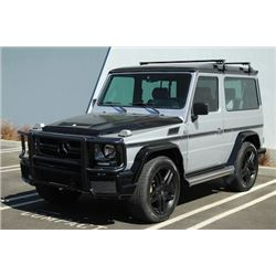 1996 MERCEDES BENZ G CLASS RESTORED G WAGON