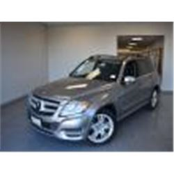 FRIDAY 2015 MERCEDES BENZ GLK