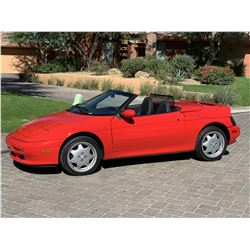 FRIDAY 1991 LOTUS ELAN CONVERTIBLE ONLY 19866 MILES
