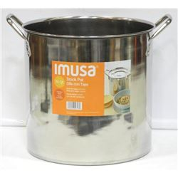 16 Quart Imusa Stock Pot (NEW)