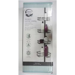 Tension Shower Corner Caddy (OB)