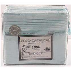 Queen - Bamboo Comfort 1800 Sheet Ensembles