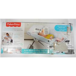 Fisher Price - Auto Rock n Play Soothing Seat (Box