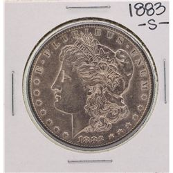1883-S $1 Morgan Silver Dollar Coin