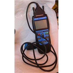 AUTO CAR READER - CAN OBD 2 & 1 TOOL - FROM STORAGE - UNTESTED - RETAIL ESTIMATE $250