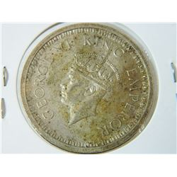 COIN - ONE RUPEE - INDIA - 1945
