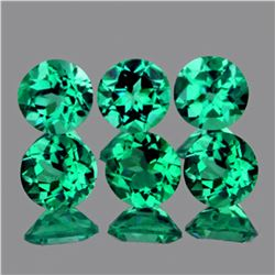 Natural AAA Paraiba Green Apatite 4.50 MM - VVS