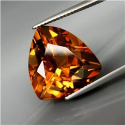 Natural Imperial Champagne Topaz 19.78 Ct