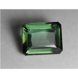 Natural Green Amethyst 15.35 Carats