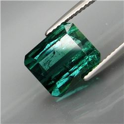 Natural Deep Blue/Green  Tourmaline 5.13 Ct - Untreated