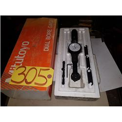 Mitutoyo 545-135 Dial Bore Gage .0001