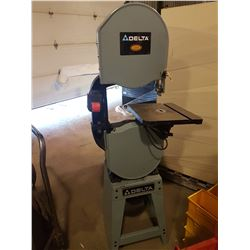 Broken Delta Vertical BandSaw (bearing & motor problem)