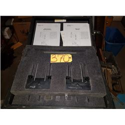 ALI 2.109 SET LASER ALIGNMENT BRACKETS