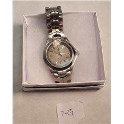 Working Tag Heuer Tiger Woods Mens's Wristwatch