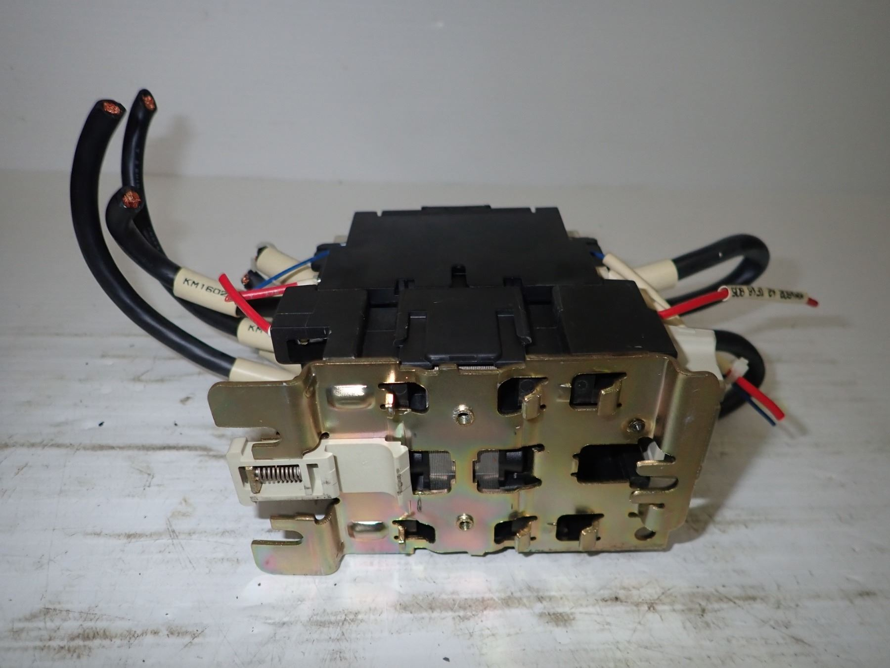 Telemecanique Lc1 D65 11 Contactor Wiring Image 6
