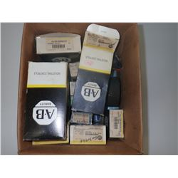 *New In Box* Misc. Sensors and Switches **See Pics for Part Numbers**