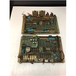 YASKAWA CIRCUIT BOARD *SEE PHOTOS FOR SERIAL NUMBER* QTY 2