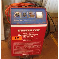 Christie Fleet Duty FDC Battery Charger / Booster
