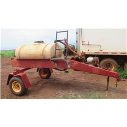 Sprayer Specialties TR-AL-300 Liquid Fertilizer Sprayer