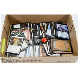 "FLAT OF MAGIC ""THE GATHERING"" COLLECTOR CARDS"