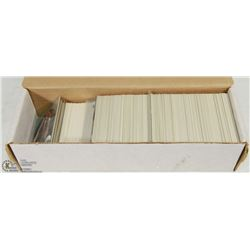 BOX OF NBA CARDS - APPROX 1000 CARDS