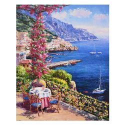 Blossoms Over Amalfi by Park, S. Sam
