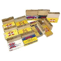 Western ammunition, 6 full and 6 partial boxes, includes 25-35, 25-20, 32, 243, 270, 30-06, 32-40, 2