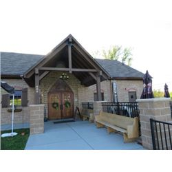 STONE CHURCH BREWERY PREMIUM COMMERCIAL PRIME REAL ESTATE/$800,000 APPRAISAL