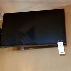 VISIO FLAT SCREEN TV AND MOUNT/APPROX 55""