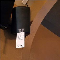 4 LARGE KLIPCH WALL MOUNT SPEAKERS