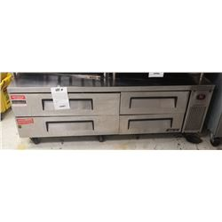 TURBO AIR COMMERCIAL REFRIGERATION UNIT WITH SELF CLEANER CONDENSOR