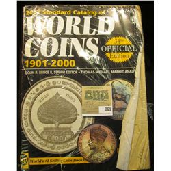 """2007 """"Standard Catalog of World Coins 1901-2000"""" 39th Edition. Hundreds of pages of valuable informa"""