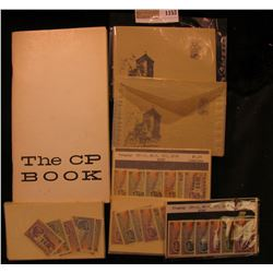"1152 _ ""The CP Book"", ""This Book is an authentic reproduction of a 1908 California Perfume Company,"