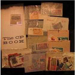 "1154 _ ""The CP Book"", ""This Book is an authentic reproduction of a 1908 California Perfume Company,"