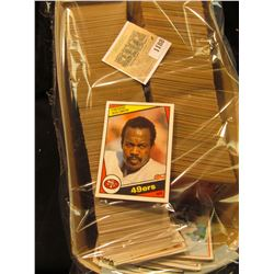1188 _ Shoe Box of 1980 Topps era Baseball Cards, which I did not have time to sort.