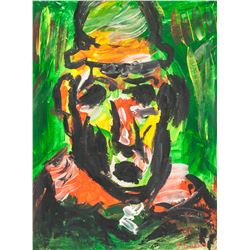 French Artist Signed Georges Rouault 1871-1958