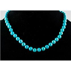 Turquoise Necklace w/Magnet Clasp RV $400