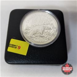 Canada Silver Dollar - Proof : 1980