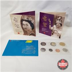 "2002 RCM Grouping (3 Items): 2002 Uncirculated Set Special Edition; ""Once Upon a Time"" Keepsake Book"