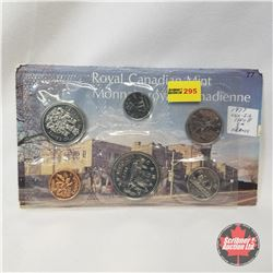 Uncirculated Year Set : 1977