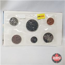 Uncirculated Year Set : 1976