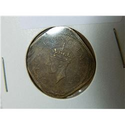 COIN - 2 ANNAS - INDIA - 1943