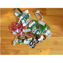 NEW CARABEEN CLIPS - INCLUDES 12 MEDIUM & 10 SMALL = 22 PC TTL