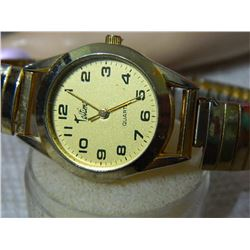 WATCH - TELTIME - STRAP AS-IS