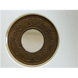COIN - 1 PICE INDIA - 1943