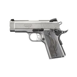 """RUGER SR1911 45ACP 3.6"""" STS 7RD"""
