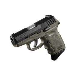 """SCCY CPX-2 9MM 10RD 3.1"""" BLK/FDE"""