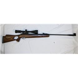 Benjamin Model: B112BTM Caliber: 22 Serial No. 708X00403 Description: Air Rifle with Center Point sc
