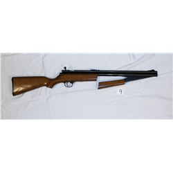 Crossman Model: 1400 Caliber: 22 Serial No. NVS Description: Pump Air Rifle11